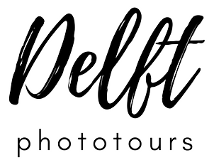 a photography tour in Delft